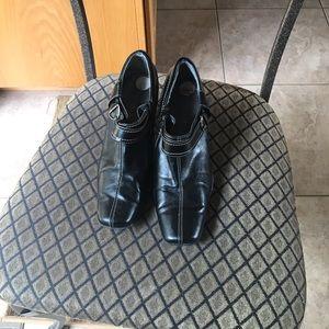 Aerosols black Ankle Boots.